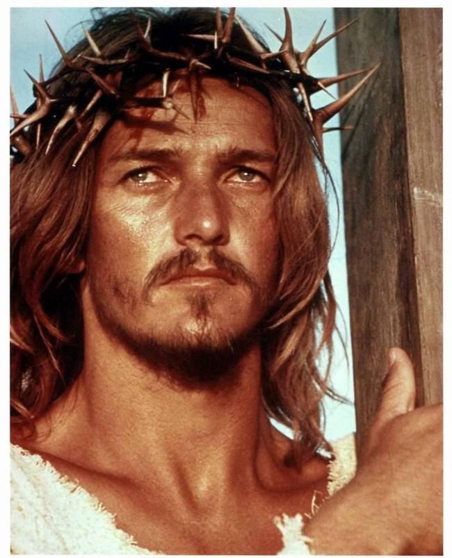 """Въпреки, че има по-малко от десетина роли във филми, Тед Нийли може да се похвали с номинация за """"Златен глобус"""" за ролята си на Исус."""