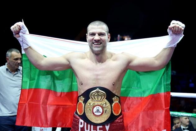 Тервел Пулев поглежда към световната титла