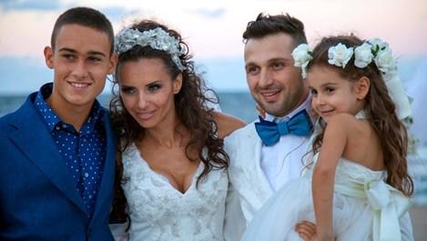 Кои звездни двойки се ожениха след децата и дълъг съвместен живот