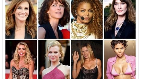 50-годишните красавици на Холивуд (галерия)