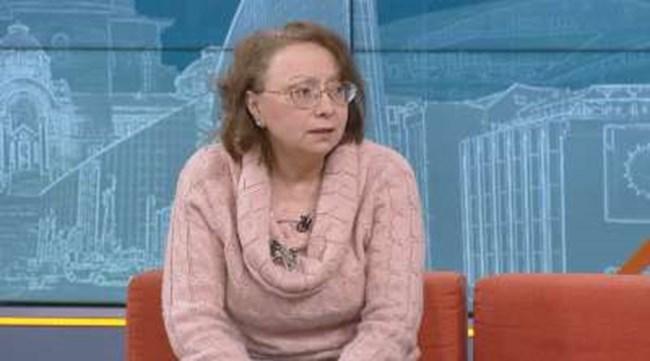 Ели Маринова КАДЪР: БНТ