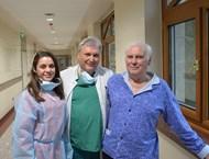 """Равносметката: 237 трансплантации направи  болница """"Лозенец"""" след първата на черен дроб у нас преди 15 г. (Снимки + видео)"""