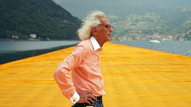 Почина световноизвестният художник Христо Явашев - Кристо