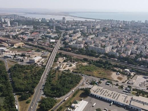 Нов проект отпушва трафика от курортите през Бургас към София