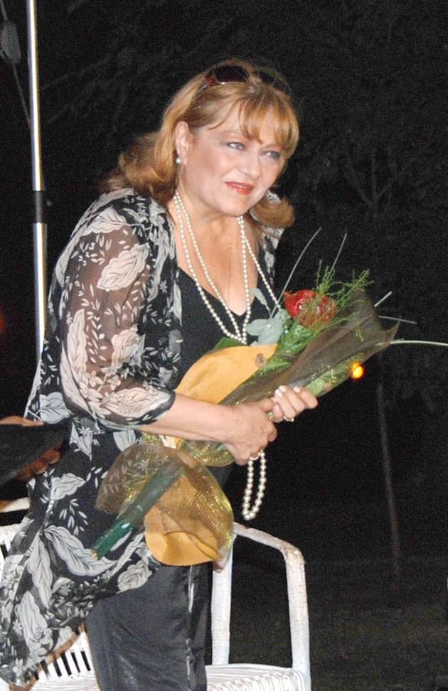 Богдана Карадочева на 70. Душата и акълът ми са на 18