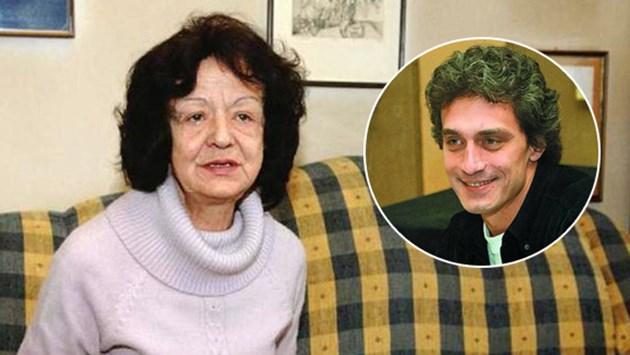 Теодора Стефанова, майката на актьора: Продължавам да си говоря с Андрей, сякаш още е жив