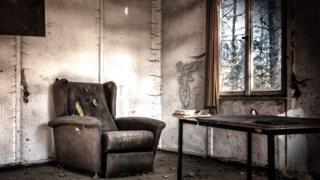 Духовете обичат античните мебели