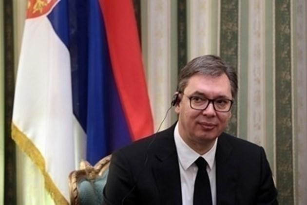 """Вучич: Доходите на Сърбия от """"Турски поток"""" - 185 млн. долара годишно"""