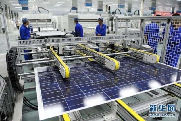 Производството и потреблението на енергия в Китай постепенно се увеличават