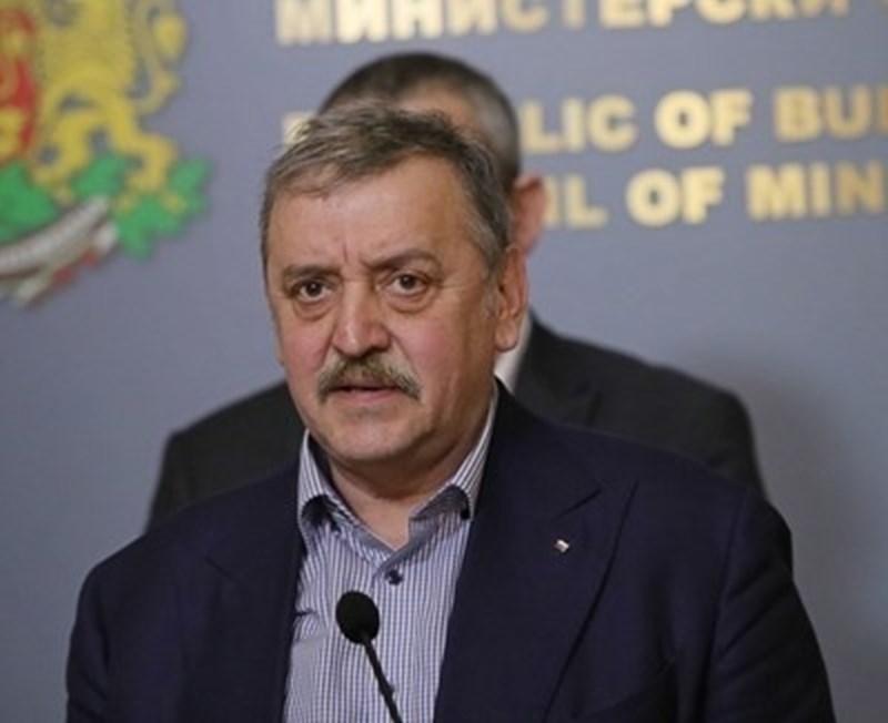 Проф. Тодор Кантарджиев - директорът на Центъра за заразни и паразитни болести СНИМКА: МС