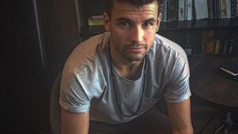 Григор Димитров: Ако не бях тенисист, бих се насочил към звездите