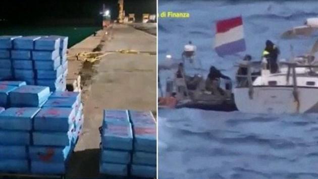 БГ яхтата с хашиша пътувала за Варна