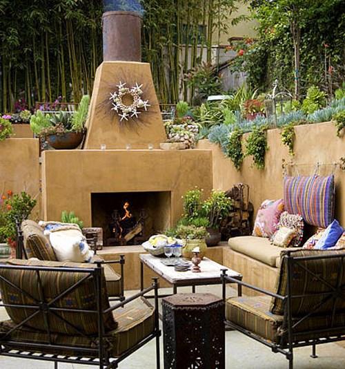 9 идеи за декоративни елементи в градината