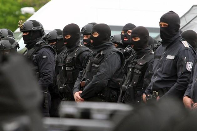 ФОТОГАЛЕРИЯ - МВР представи ново техническо оборудване за борба с престъпността