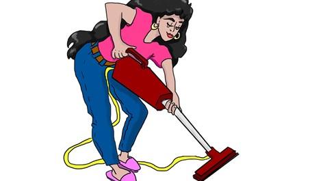 Неща, които не трябва да се чистят с прахосмукачка