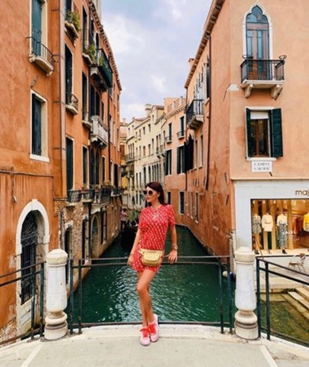 Гущерови разпускат във Венеция