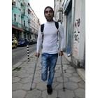 """24-годишният Петко Георгиев: Плоча отряза крака ми във """"Витиня"""""""