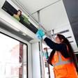 Германските влакове са по-точни по време на пандемията