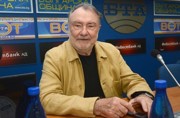 Васил Михайлов рекламира България във филм