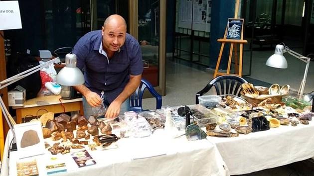 Mетеорит за 100 бона в България