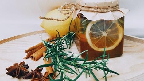 По-добро здраве със смес от мед и сода бикарбонат