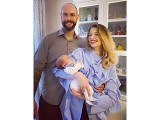 Дидо от Д2 показа бебето