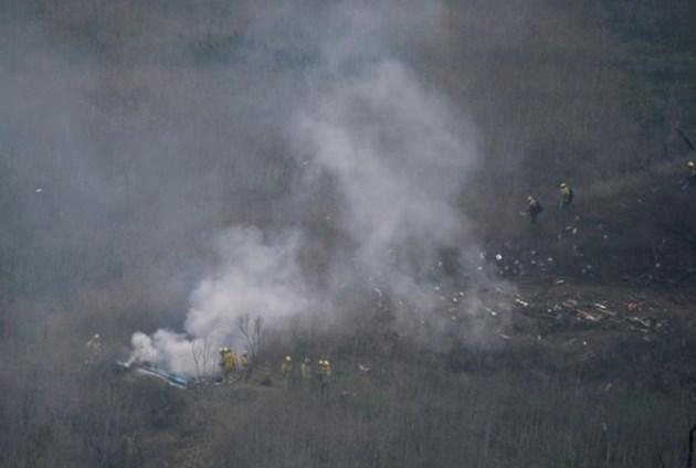 9-има загинали при катастрофата на хеликоптер, в който бяха Коби Брайънт и дъщеря му (Видео)