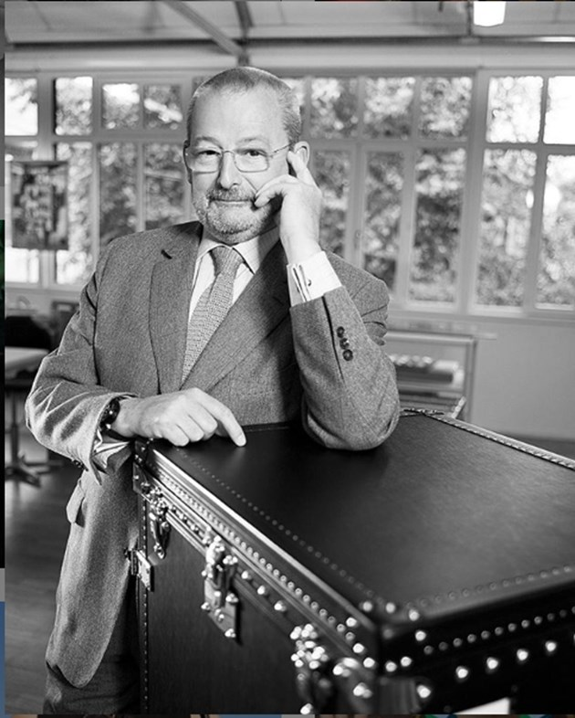 Почина модният дизайнер Луи Вютон