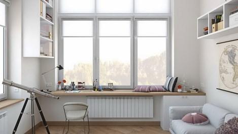 Идеи за зоната под прозореца (галерия)
