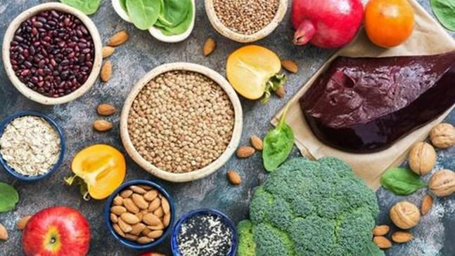 18 мг желязо на ден са нужни за по-лесно зачеване