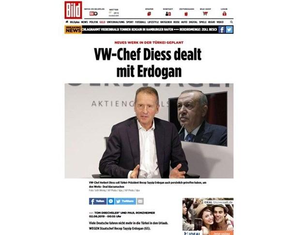 Как в Германия коментират избора на VW