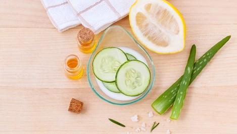 Маски с плодове и зеленчуци за всеки тип кожа