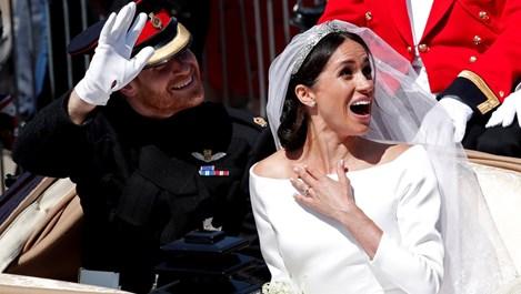 Меган и принц Хари с перфектна новина