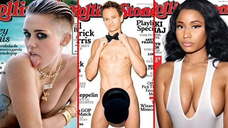 20-те най-скандални секскорици на списание Rolling Stone