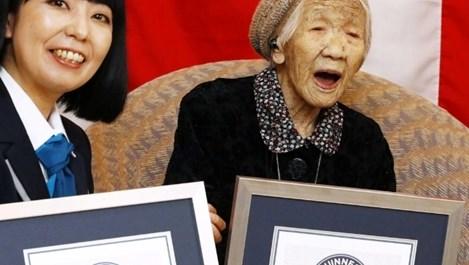 Японката Кане Танака навърши 117 години