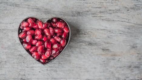 Храни, полезни за сърдечносъдовата система