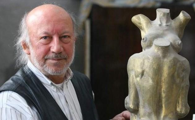 Големият скулптор Георги Чапкънов: Ослепявам!
