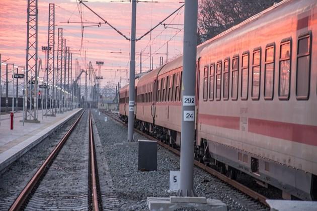 Жп линията Бургас - Александруполис е сред възможните проекти, за които Гърция търси китайска подкрепа