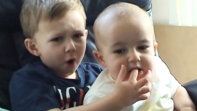 Братята Хари и Чарли се превръщат в интернет звезди случайно.