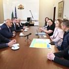 Борисов: Събаряме старата постройка и строим нова педиатрична болница