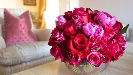 Идеи за посрещане на Свети Валентин у дома