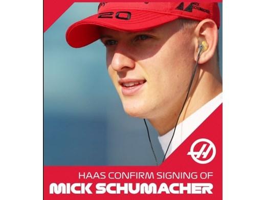 Синът на Шумахер във Формула 1