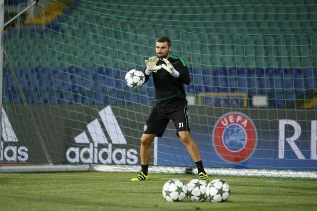 Владо Стоянов се завръща