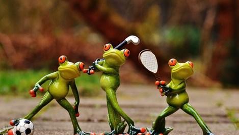 Спортни активности при липса на време
