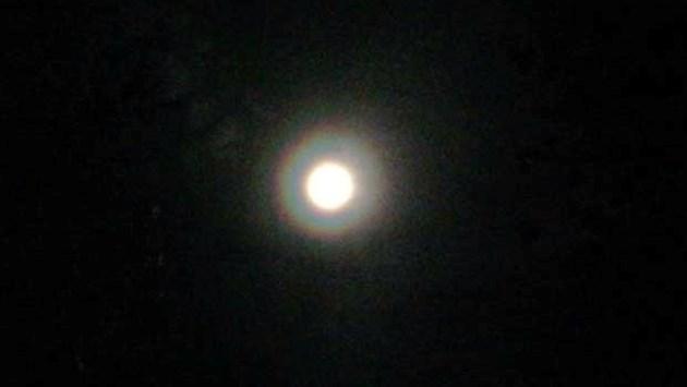 Шарена Луна над Дупница