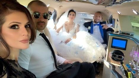 Преслава излъчва на живо сватбата на Софи Маринова
