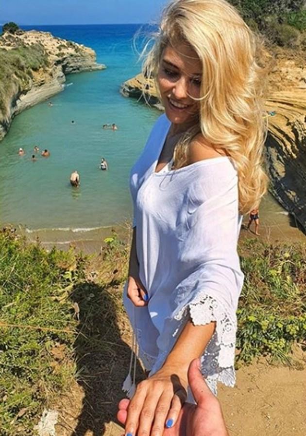 Ева Веселинова: Тихо! Не съм с женен мъж...