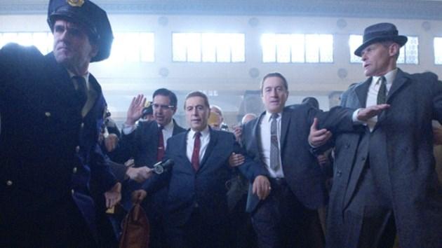 """Киносалони отказват да прожектират """"Ирландецът"""" на Мартин Скорсезе"""