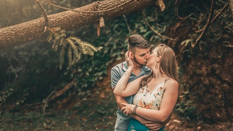 Какво означава целувката на първа среща за мъжете