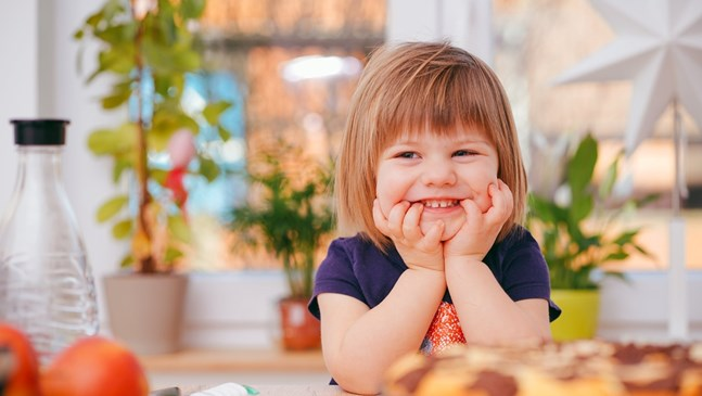 Хранителните вещества, които детето трябва да приема, за да е здраво